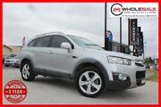 2012 Holden Captiva CG Series II 7 LX Wagon 7st 5dr Spts Auto 6sp AWD 3.0i [MY12 Silver Minchinbury Blacktown Area Preview