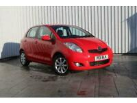 2011 Toyota Yaris 1.3 T SPIRIT VVT-I 5DR Hatchback Petrol Manual