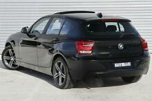 2011 BMW 118i  Black Automatic Hatchback Ringwood East Maroondah Area Preview