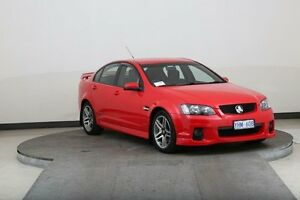 2011 Holden Commodore VE II SS Red 6 Speed Automatic Sedan Smithfield Parramatta Area Preview
