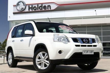 2010 Nissan X-Trail T31 Series IV ST White 1 Speed Constant Variable Wagon Liverpool Liverpool Area Preview