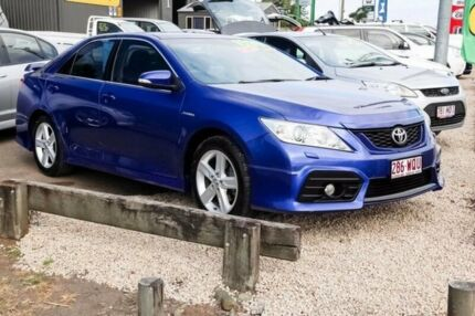 2012 Toyota Aurion GSV50R Sportivo ZR6 Blue 6 Speed Sports Automatic Sedan