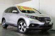 2013 Honda CR-V 30 MY14 VTi-L (4x4) Silver 5 Speed Automatic Wagon Underwood Logan Area Preview