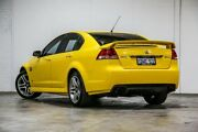 2010 Holden Commodore VE II SV6 Yellow 6 Speed Manual Sedan Welshpool Canning Area Preview