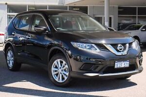 2016 Nissan X-Trail T32 ST X-tronic 2WD Black 7 Speed Constant Variable Wagon Osborne Park Stirling Area Preview
