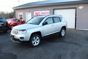 2013 Jeep Compass North *All Credit Approved*