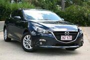 2015 Mazda 3 BM5278 Touring SKYACTIV-Drive Blue 6 Speed Sports Automatic Sedan Woodridge Logan Area Preview