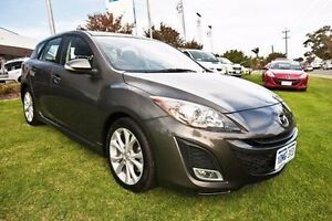 2010 Mazda 3 BL10L1 SP25 Activematic Grey 5 Speed Sports Automatic Hatchback Wangara Wanneroo Area Preview