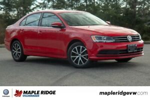 2015 Volkswagen Jetta Sedan Comfortline NO ACCIDENTS, BC CAR, SU