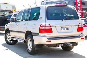 2003 Toyota Landcruiser UZJ100R GXL Silver 5 Speed Automatic Wagon Victoria Park Victoria Park Area Preview