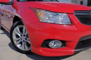 2013 Holden Cruze JH Series II MY14 SRi Red 6 Speed Manual Sedan