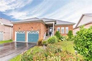 Immaculate 3 Bdrm Home Has Upgraded Wood Stairs *BOWMANVILLE*