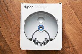 dyson 360 eye robot vacuum cleaner Hoover