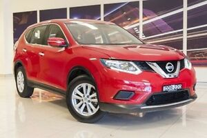 2014 Nissan X-Trail T32 ST X-tronic 4WD Red 7 Speed Constant Variable Wagon Blacktown Blacktown Area Preview
