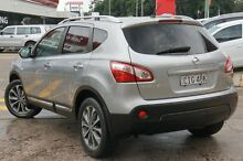 2010 Nissan Dualis J10 MY10 TI (4x2) Silver 6 Speed CVT Auto Sequential Wagon Wolli Creek Rockdale Area Preview