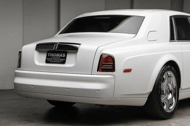 Image 4 Coche Americano usado Rolls-Royce Phantom 2008