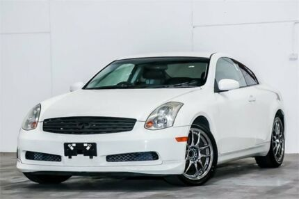 2003 Nissan Skyline V35 350GT Pearl White Sports Automatic Coupe Mentone Kingston Area Preview