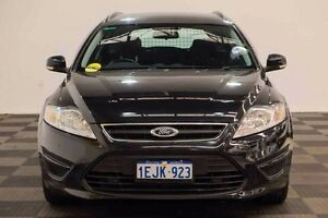 2013 Ford Mondeo MC LX PwrShift TDCi Black 6 Speed Sports Automatic Dual Clutch Wagon Thornlie Gosnells Area Preview