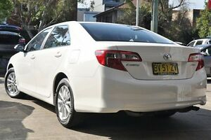 2013 Toyota Camry ASV50R Altise White 6 Speed Automatic Sedan Mosman Mosman Area Preview