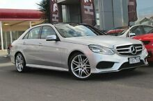 2014 Mercedes-Benz E200  Silver Sports Automatic Sedan Watsonia North Banyule Area Preview