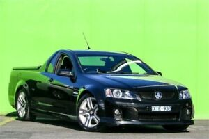 2009 Holden Ute VE MY10 SV6 Black 6 Speed Sports Automatic Utility Ringwood East Maroondah Area Preview