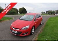 VAUXHALL ASTRA 1.6 SRI Est,2013,Alloys,A/Con,Cruise Control,Spotless Condition,Full Service History