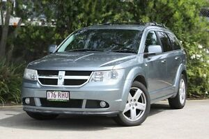 2010 Dodge Journey JC MY10 R/T Silver 6 Speed Automatic Wagon Underwood Logan Area Preview