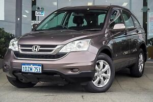 2012 Honda CR-V RE MY2011 4WD Bronze 5 Speed Automatic Wagon Myaree Melville Area Preview