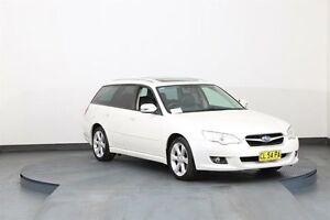 2006 Subaru Liberty MY06 2.5I Premium White 4 Speed Auto Elec Sportshift Wagon Smithfield Parramatta Area Preview