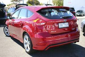 2016 Ford Focus LZ Titanium Red 6 Speed Automatic Hatchback