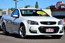 2016 Holden Ute VF II MY16 Ute Heron White 6 Speed Sports Automatic Utility Wilston Brisbane North West Preview