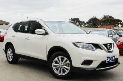 From $93 p/week on finance* 2015 Nissan ST X-trail X-tronic SUV