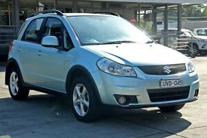 2007 Suzuki SX4 GYB Blue 4 Speed Automatic Hatchback Croydon Maroondah Area Preview