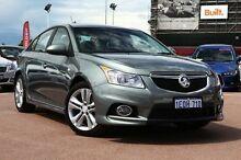 2014 Holden Cruze JH Series II MY14 SRi-V Grey 6 Speed Sports Automatic Sedan Fremantle Fremantle Area Preview