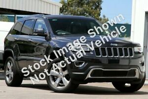 2014 Jeep Grand Cherokee WK MY2014 Limited Grey 8 Speed Sports Automatic Wagon Wendouree Ballarat City Preview