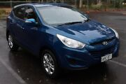 2012 Hyundai ix35 LM MY12 Active Blue 6 Speed Sports Automatic Wagon Thebarton West Torrens Area Preview