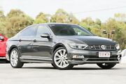 2016 Volkswagen Passat 3C (B8) MY16 132TSI DSG Comfortline Grey 7 Speed Sports Automatic Dual Clutch Springwood Logan Area Preview