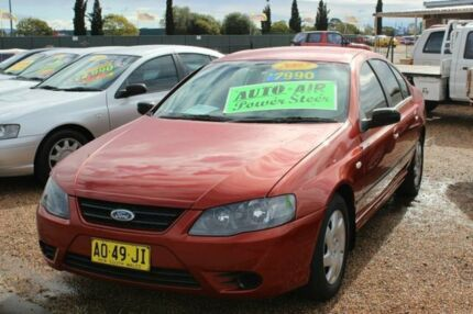 2007 Ford Falcon BF MkII XT Burgundy 4 Speed Auto Seq Sportshift Sedan Colyton Penrith Area Preview