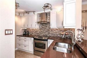 Welcome to THE SAVOY --- renovated 2bed condo in North York