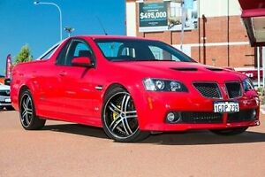 2009 Holden Ute VE MY10 SS V Special Edition Red 6 Speed Manual Utility Fremantle Fremantle Area Preview