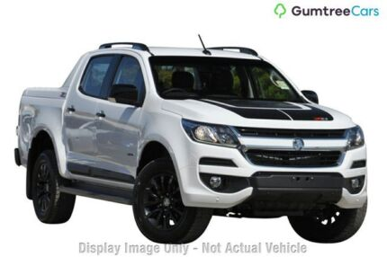 2018 Holden Colorado RG MY18 Z71 Pickup Crew Cab White 6 Speed Sports Automatic Utility Wangara Wanneroo Area Preview