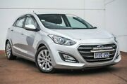 2015 Hyundai i30 GD3 Series II MY16 Active Silver 6 Speed Sports Automatic Hatchback Maddington Gosnells Area Preview