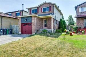 4 Bdrm + Fin'd Bsmnt Well Kept Brampton Home For Sale