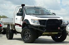 2012 Ford Ranger PX XL White 6 Speed Manual Cab Chassis Kedron Brisbane North East Preview