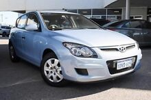 2011 Hyundai i30 FD MY11 SX Blue 4 Speed Automatic Hatchback Osborne Park Stirling Area Preview