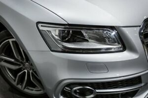 2014 Audi SQ5 8R MY14 TDI Tiptronic Quattro Silver 8 Speed Sports Automatic Wagon