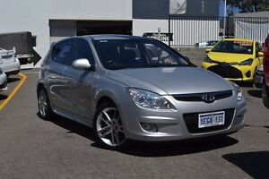 2008 Hyundai i30 FD SR Silver 4 Speed Automatic Hatchback Claremont Nedlands Area Preview