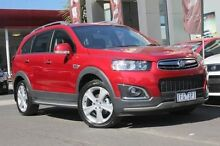 2015 Holden Captiva  Red Sports Automatic Wagon Watsonia North Banyule Area Preview