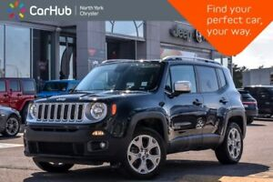 2017 Jeep Renegade Limited AWD|Nav Pkg|Keyless_Go|Backup_Cam|Blu