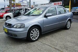 2004 Holden Astra TS CDX 4 Speed Automatic Sedan Oak Flats Shellharbour Area Preview